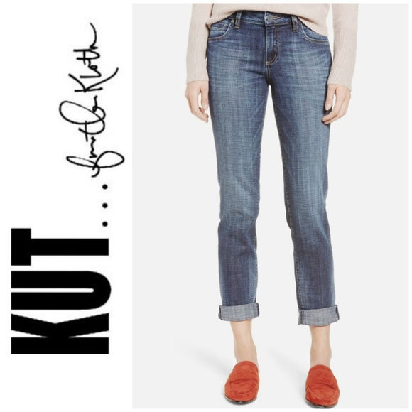 Kut from the Kloth Denim - Kut from the Kloth Catherine Boyfriend Jeans
